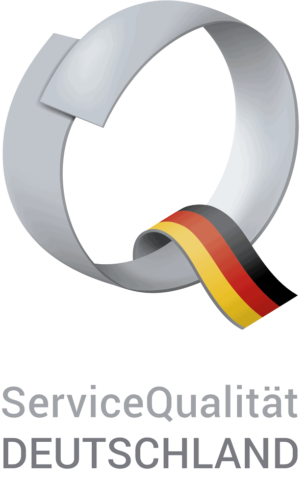 Logo Service Quality Germany