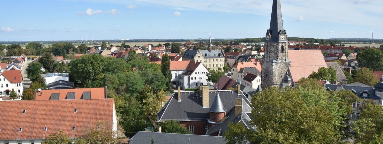 Lützen from above