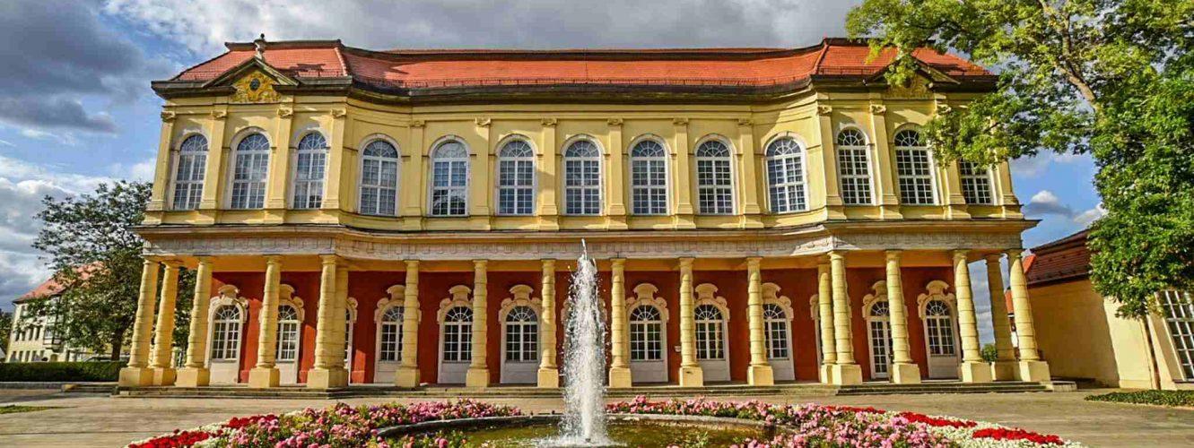 Merseburg Schlossgarten