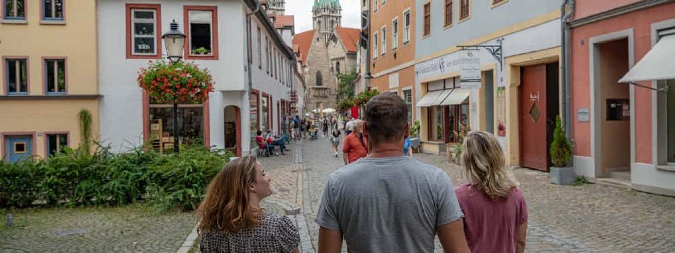 City of Naumburg and Naumburg Cathedral