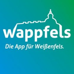Logo App Weissenfels Wappfels The App for Weissenfels.